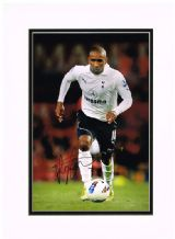 Jermain Defoe Signed Autograph Photo - Tottenham Hotspur